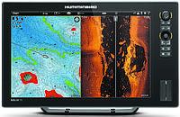 Эхолоты/картплоттер Humminbird Solix 15x CHIRP GPS