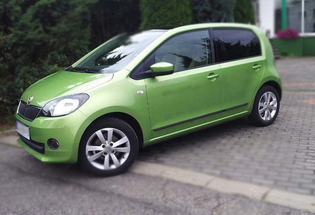F-43 Door moldings  Skoda CitiGo 5 door 2011>