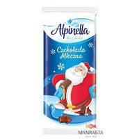 Шоколад молочный Alpinella ( Альпинелла) Польша