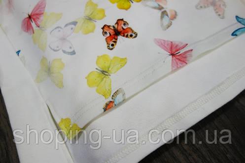 Теплая стильная туника бабочки Five Stars KD0058-116p, фото 2