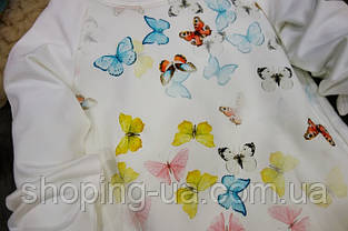 Теплая стильная туника бабочки Five Stars KD0058-116p, фото 3