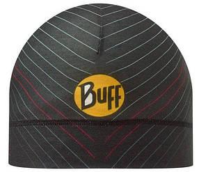 Шапка летняя BUFF COOLMAX 1 LAYER HAT ciron black