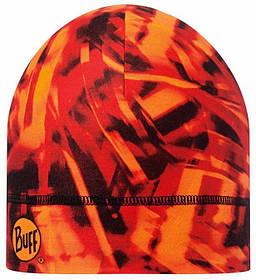 Шапка летняя BUFF COOLMAX 1 LAYER HAT nitric orange fluor