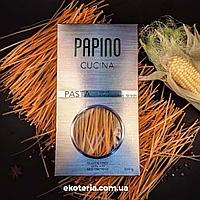 Лапша Кукурузная без глютена, Papino Cucina, 300 г
