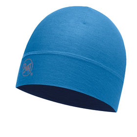 Шапка летняя BUFF COOLMAX 1 LAYER HAT solid french blue