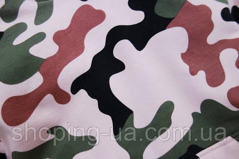 Толстовка в стиле камуфляж Five Stars KD0063-122p, фото 2