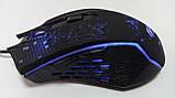 Ігрова миша дротова HAVIT HV-MS741 (2400 DPI) USB black, фото 2