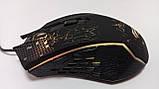 Ігрова миша дротова HAVIT HV-MS741 (2400 DPI) USB black, фото 4