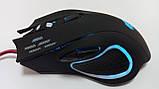 Ігрова миша дротова HAVIT HV-MS731 (2400 DPI) USB black, фото 3