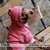 """Батник  """"Маленький хулиган"""" для собак Is Pet. Одежда для собак, фото 2"""