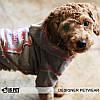 """Батник  """"Маленький хулиган"""" для собак Is Pet. Одежда для собак, фото 4"""