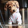 """Батник  """"Маленький хулиган"""" для собак Is Pet. Одежда для собак, фото 5"""