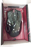 Ігрова миша дротова HAVIT HV-MS731 (2400 DPI) USB black, фото 8