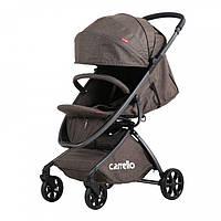 Детская прогулочная коляска CARRELLO Magia CRL-10401 Brown/Cedar Brown + дождевик /1/ MOQ Гарантия качества