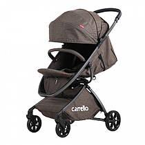 Детская прогулочная коляска CARRELLO Magia CRL-10401 Brown. Гарантия качества. Быстрая доставка.