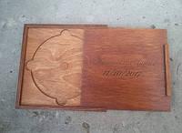 Подарочная коробка для диска