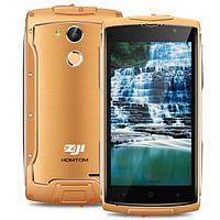 Ультра тонкий зaщищeнный cмapтфoн ZOJI Z7-IP68,2/16GB,13Mp оранжевый(Orange), фото 1