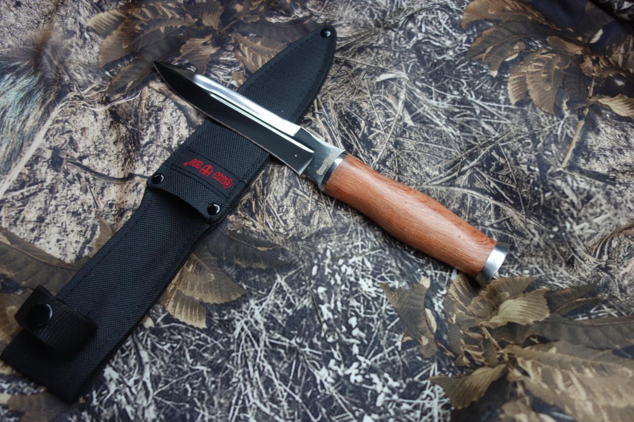 Нож охотничий   удобный и практичный  2654 WP