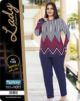 Женская пижама комплект LADY TEXTILE