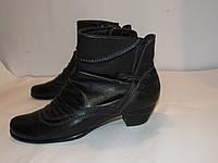 Marko Tozzi_качественные женские ботинки _Германия 39р_ст.26см H75