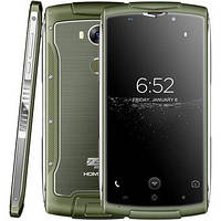 Ультра тонкий зaщищeнный cмapтфoн ZOJI Z7-IP68,2/16GB,13Mp (Green)зеленый, фото 1
