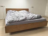 Дубовая кровать-подиум Андре