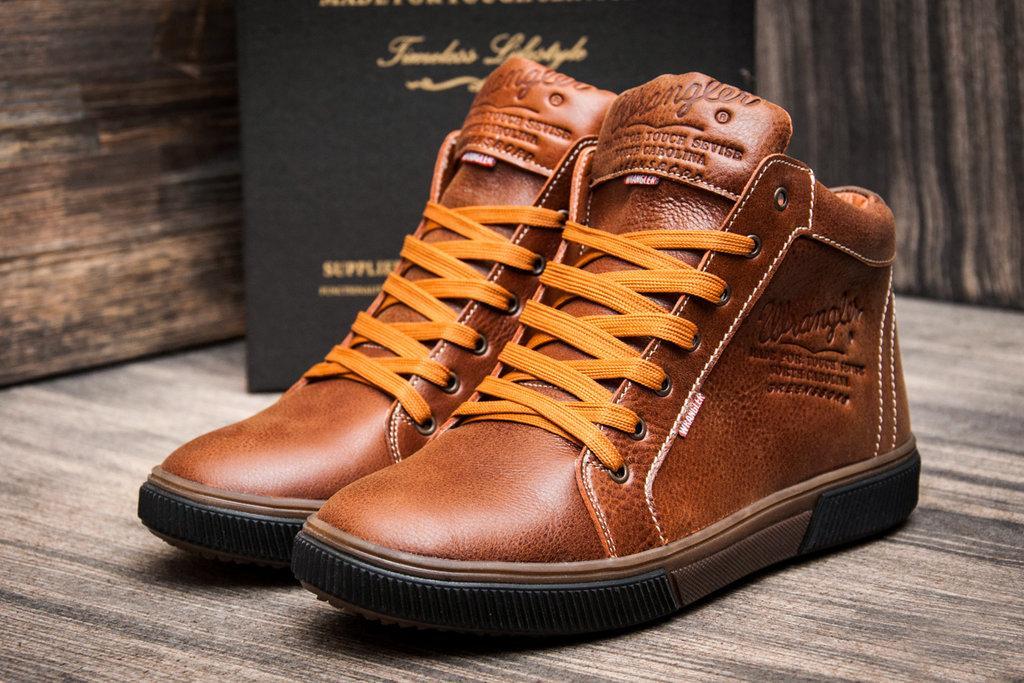 2ceefeff1 Зимние кожаные ботинки Wrangler Dakota: продажа, цена в Николаевской ...