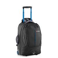 Сумка-рюкзак на колесах Caribee Sky Master 45 Black