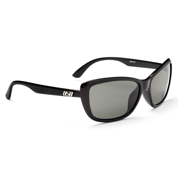 Очки солнцезащитные Optic Nerve Vargas Shiny Black (Polarized Smoke)
