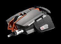 Мышь Cougar 700M Superior, USB, игровая, трансформер, лазер, аvago ADNS-9800, 12000 dpi, RGB подсветка, алюминиевый каркас, мышка