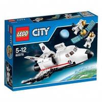 Пластмассовый конструктор LEGO City Обслуживающий шаттл