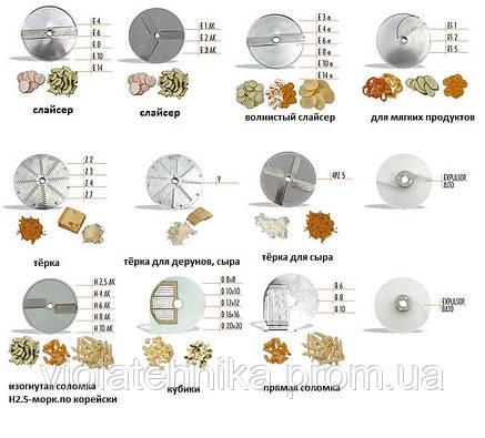 Овощерезка CHEF 400 CE-Celme, фото 2