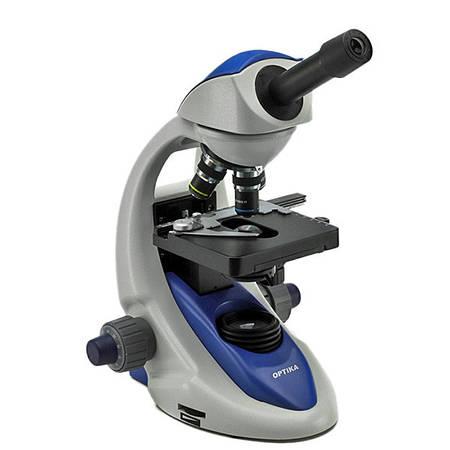 Микроскоп Optika B-191 40x-1600x Mono