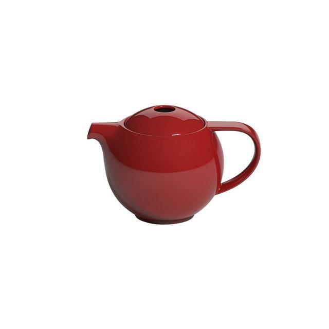 Заварник с ситечком Loveramics Pro Tea Teapot with Infusor Red (600 мл)