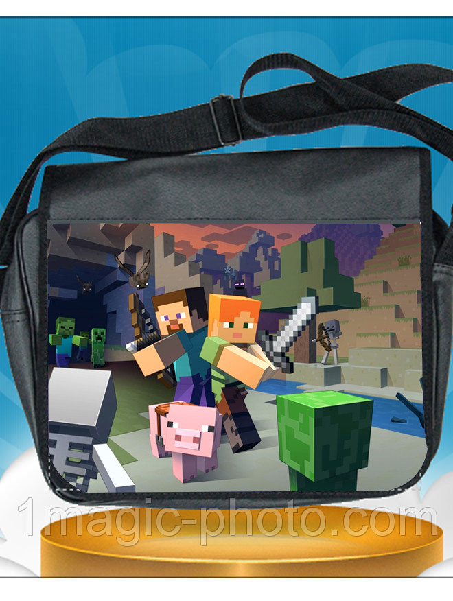 Сумка Minecraft