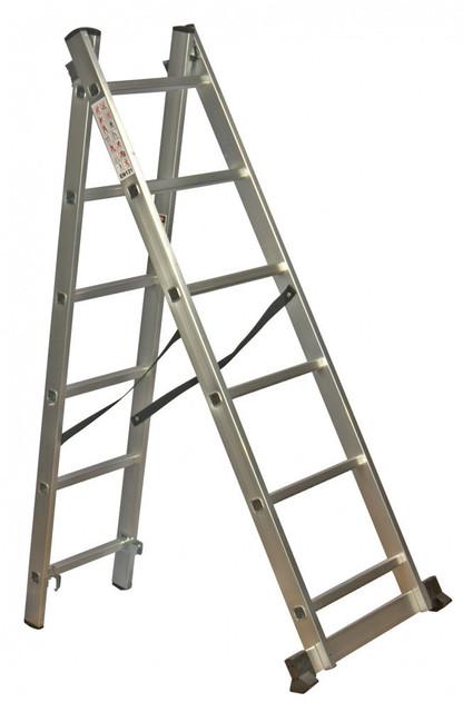 Лестницы универсальные 2-х составные