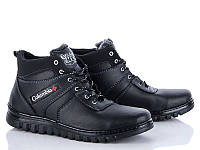 Мужские зимние ботинки р 45(Sunshine Кардинал) )