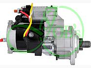 243708544 | Стартер редукторний DAF CF65, LF45, LF55, 24В, 5.0 кВт (в-во ТМ JUBANA), фото 3