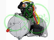 243708544 | Стартер редукторний DAF CF65, LF45, LF55, 24В, 5.0 кВт (в-во ТМ JUBANA), фото 4