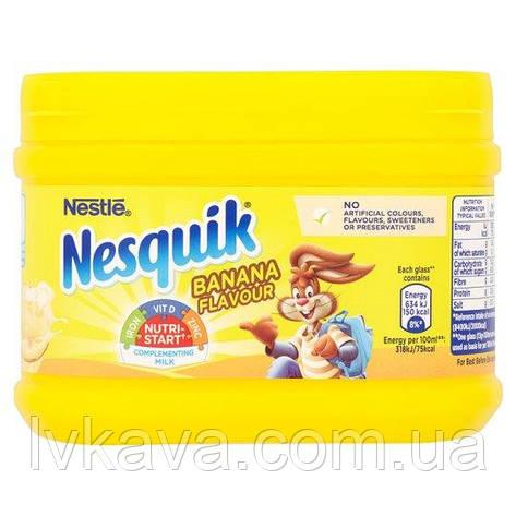 Какао напиток  Nesquik banana, 300 гр, фото 2