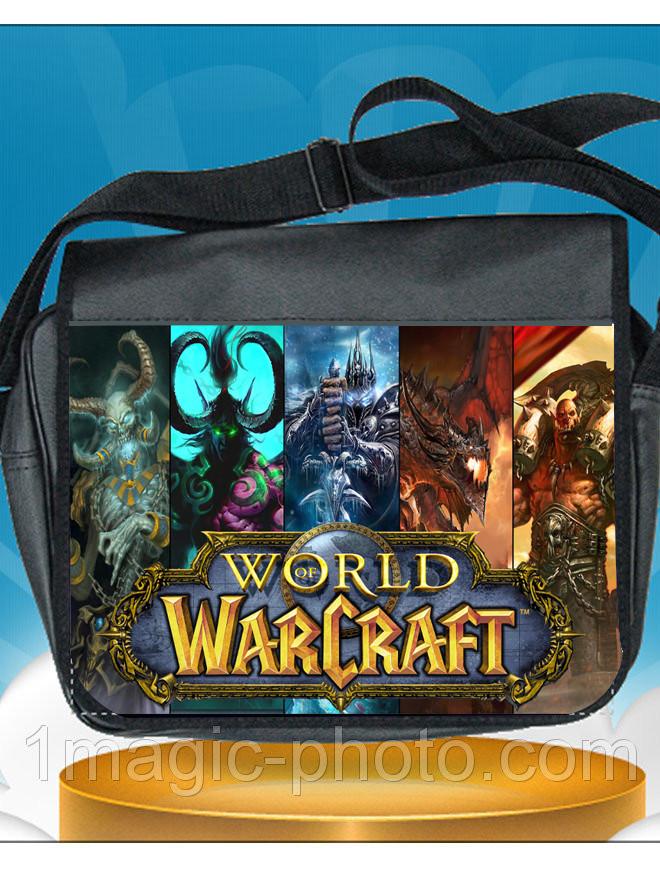 Сумка Warcraft