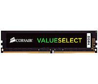 Оперативная память для компьютера 4Gb DDR4, 2666 MHz, Corsair, 18-18-18, 1.2V (CMV4GX4M1A2666C18)