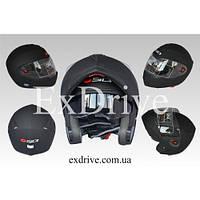 Шлем трансформер +очки SiDi