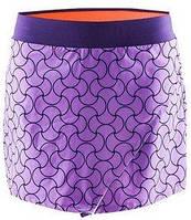 Юбка Craft Joy Skirt Wmn фиолетовая - XS