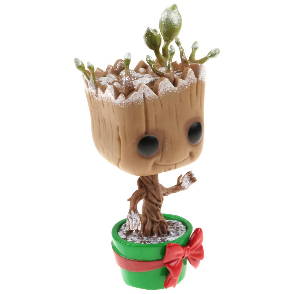 Фигурка Funko Pop Christmas Holiday Dancing Groot Стражи Галактики 10 см 60.СГ