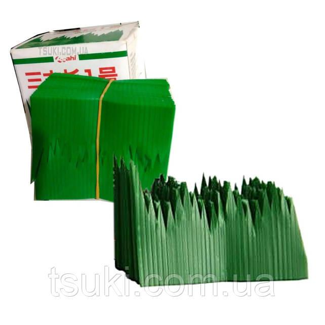 Декор для суши зеленая трава 1000 шт.
