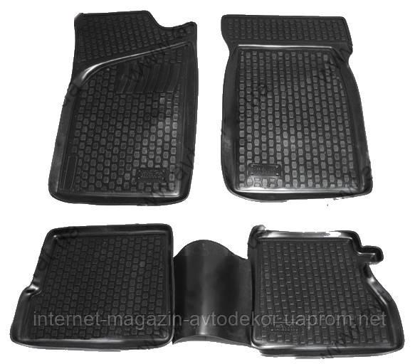 Коврики автомобильные для Renault Kangoo 1998-07 г. Лада Локер