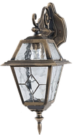 Світильник парковий Faro 1362-A 100W старе золото Ultralight