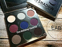 Тени Kylie The Holiday Palette