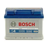 Аккумулятор BOSCH 6СТ-60 H Евро (S4004)